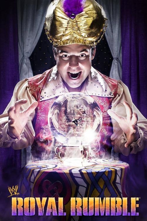 WWE Royal Rumble 2012