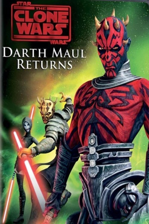 Darth Maul Returns