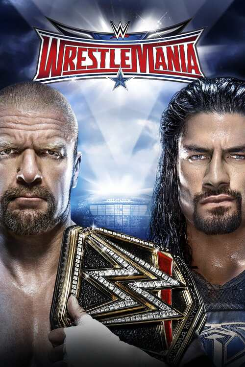 WWE WrestleMania 32