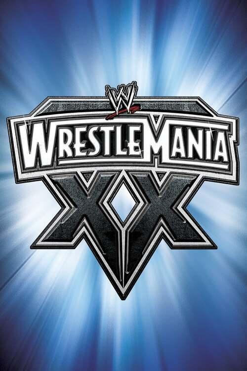 WWE WrestleMania XX