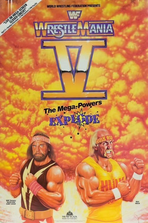 WWE WrestleMania V