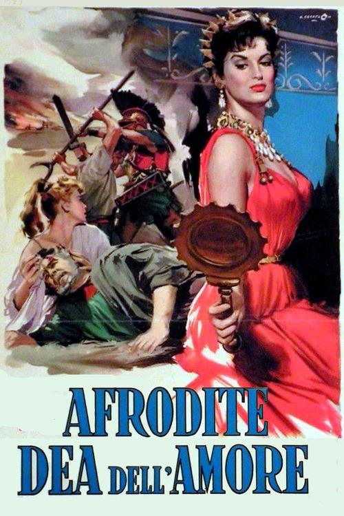 Afrodite, dea dell'amore