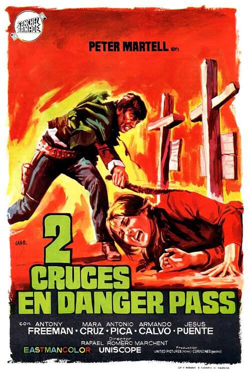 Due croci a Danger Pass