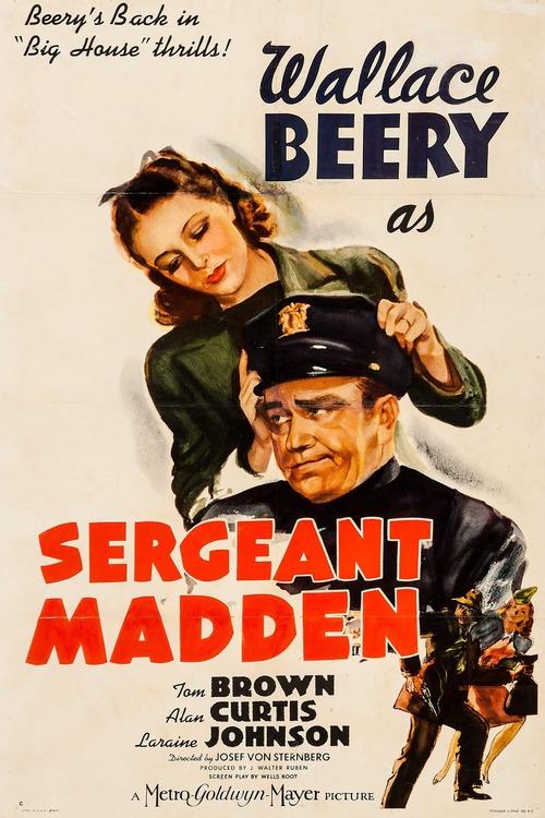 Sergeant Madden