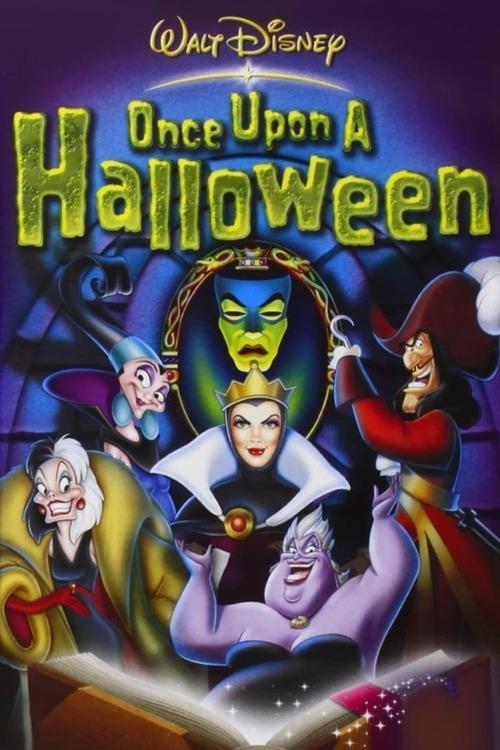 Once Upon a Halloween
