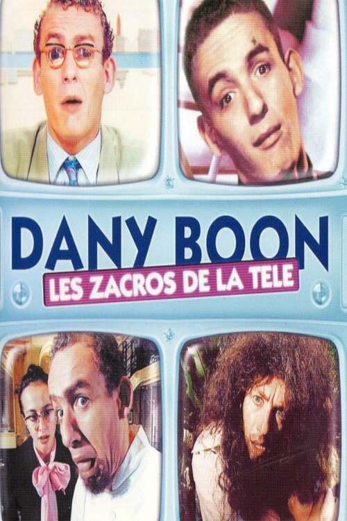 Dany Boon - Les zacros de la télé