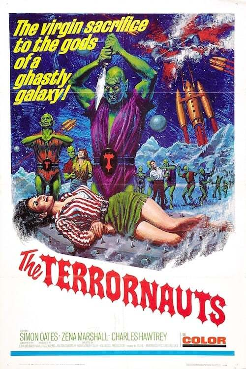 The Terrornauts