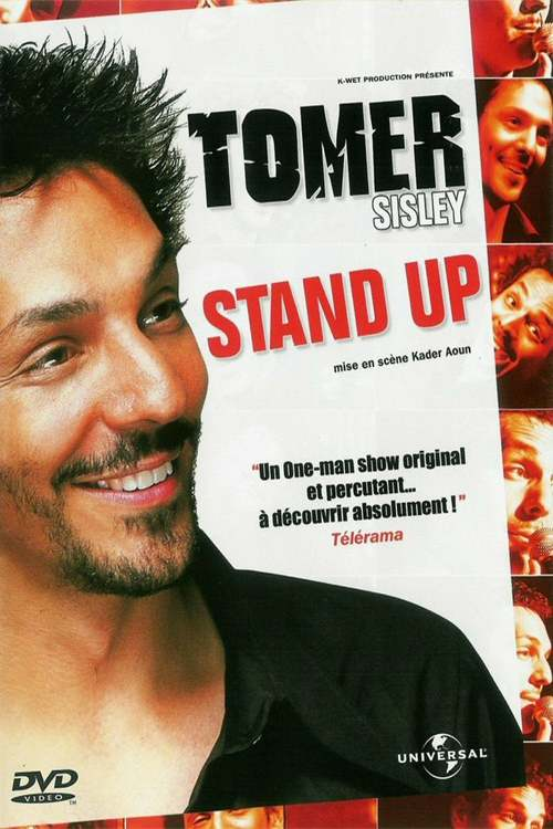 Tomer Sisley - Stand Up (au Bataclan)