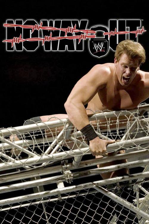 WWE No Way Out 2005