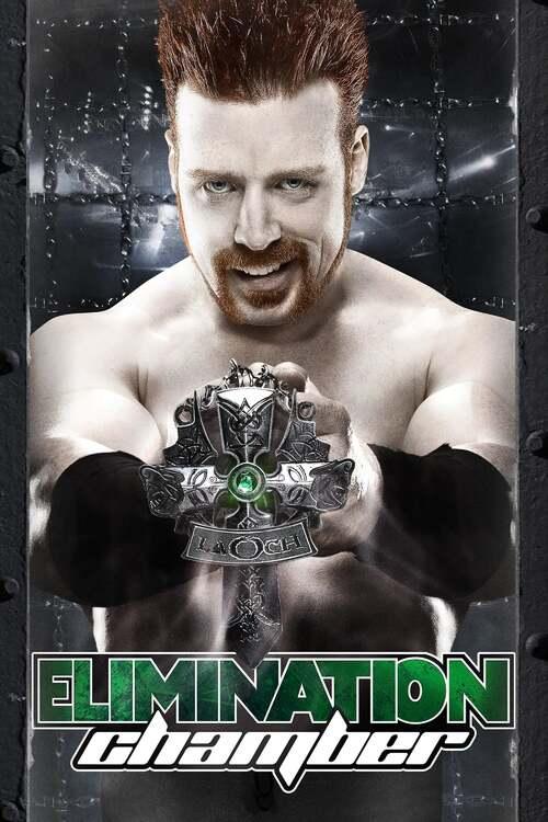 WWE Elimination Chamber 2012