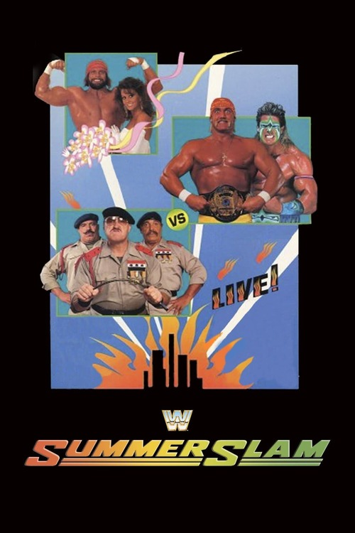 WWE SummerSlam 1991