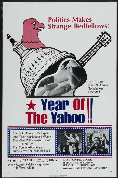 The Year of the Yahoo!