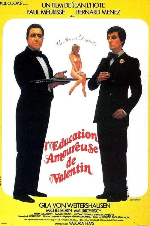 L'éducation amoureuse de Valentin