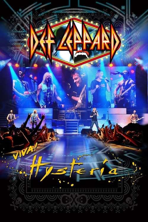Def Leppard Viva! Hysteria - Ded Flatbird Friday 29 March 2013