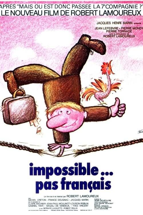 Impossible… pas français