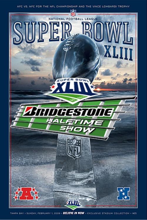 Bruce Springsteen - Superbowl XLIII Halftime Show