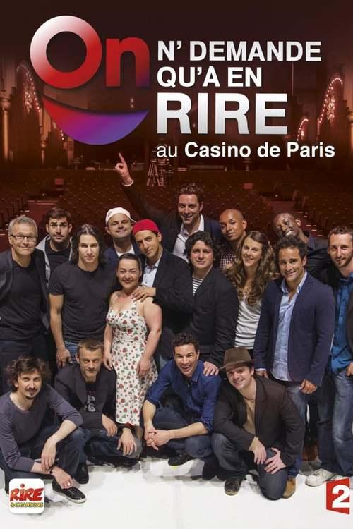 On n'demande qu'à en rire au casino de Paris