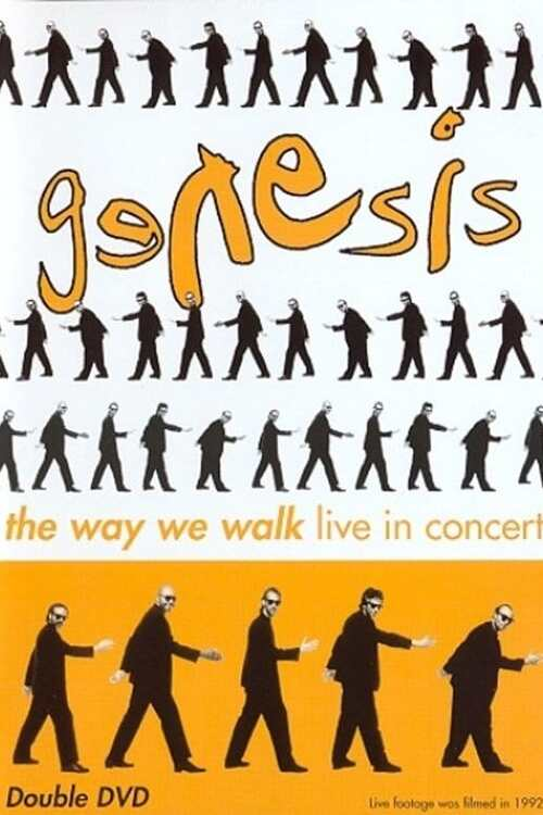 Genesis - The Way We Walk: Live in Concert