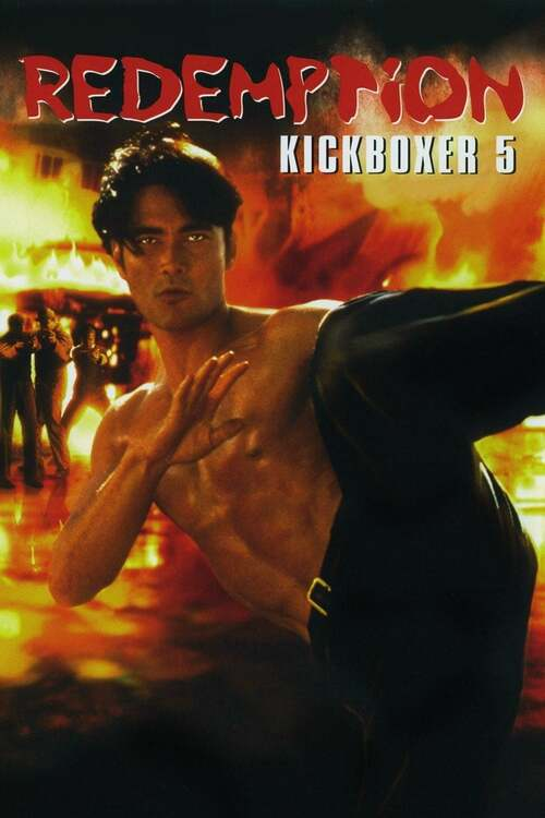 Kickboxer 5: The Redemption