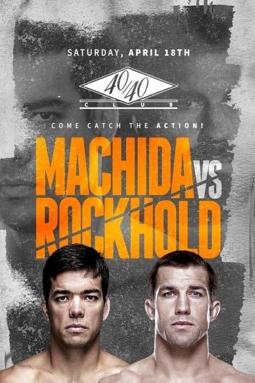UFC on Fox 15: Machida vs. Rockhold
