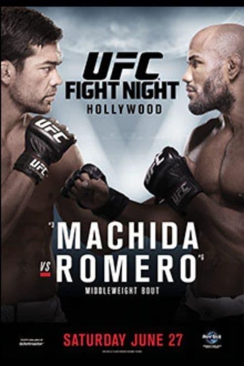 UFC Fight Night 70: Machida vs. Romero