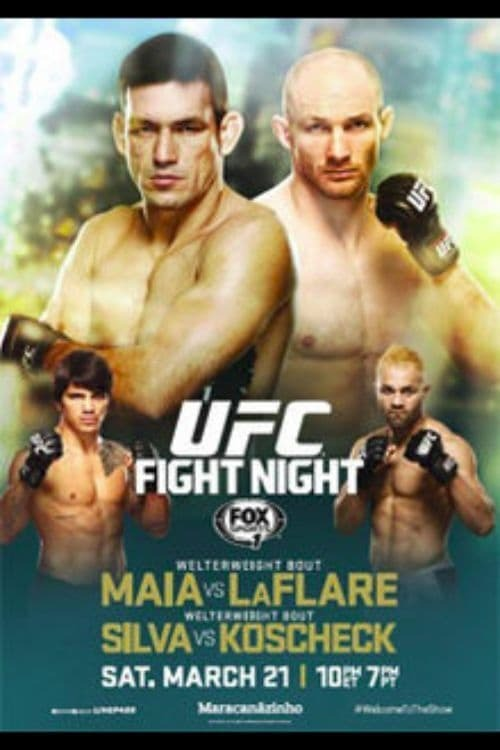UFC Fight Night 62: Maia vs. LaFlare