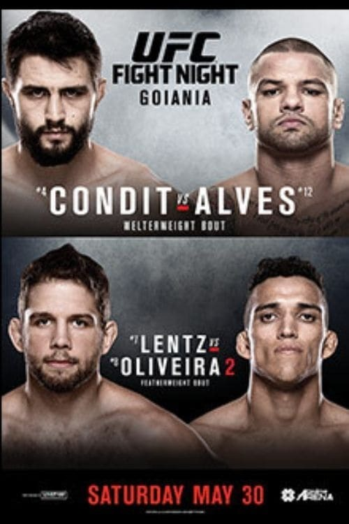 UFC Fight Night 67: Condit vs. Alves