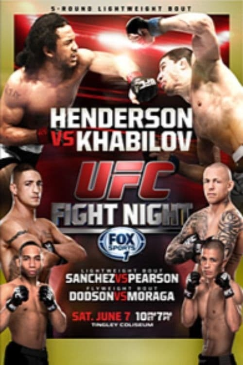 UFC Fight Night 42: Henderson vs. Khabilov