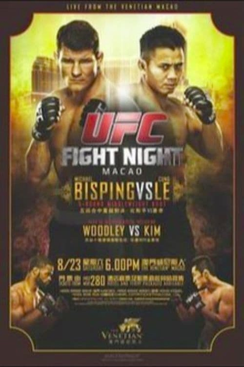 UFC Fight Night 48: Bisping vs. Le