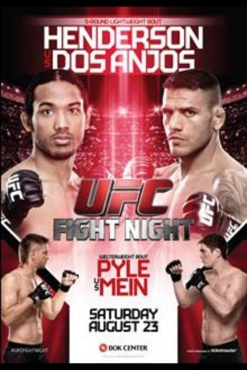 UFC Fight Night 49: Henderson vs. Dos Anjos