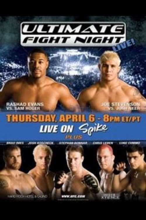 UFC Fight Night 4: Bonnar vs Jardine