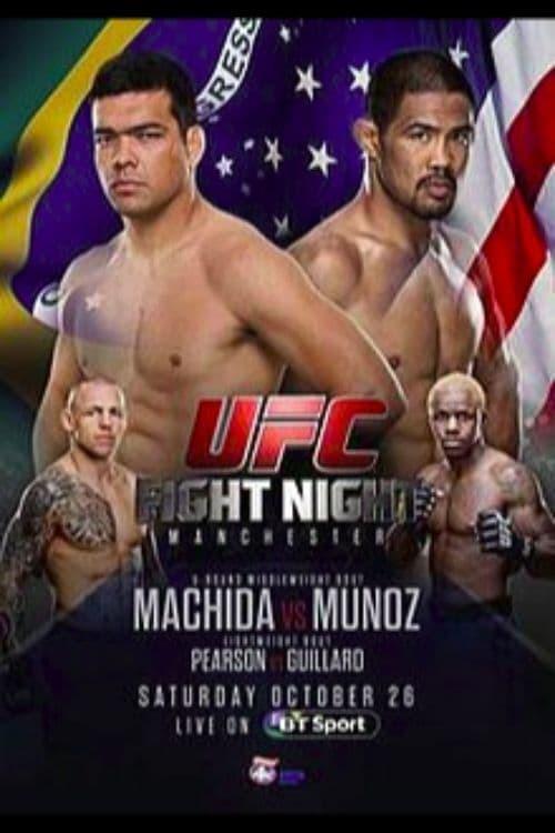 UFC Fight Night 30: Machida vs. Munoz