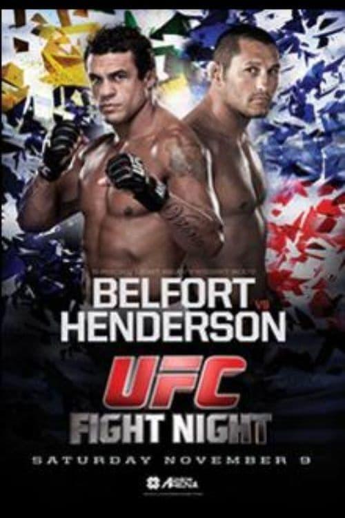 UFC Fight Night 32: Belfort vs. Henderson