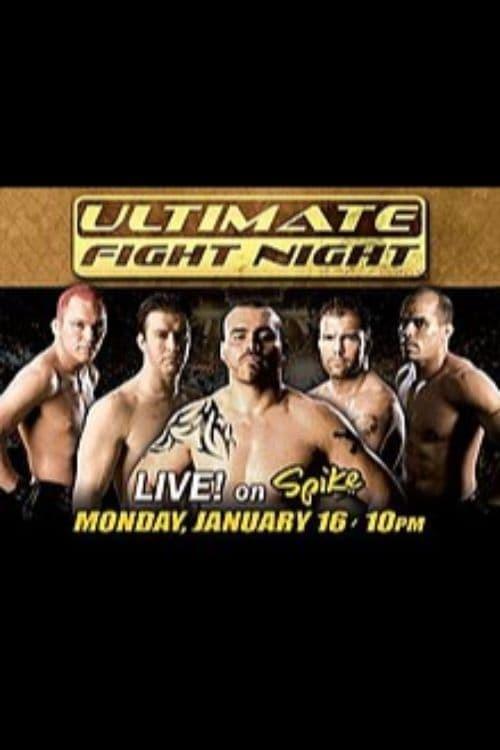 UFC Fight Night 3: Sylvia vs. Silva