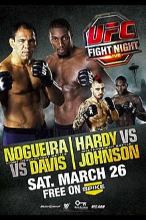 UFC Fight Night 24: Nogueira vs. Davis