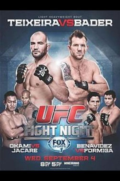 UFC Fight Night 28: Teixeira vs. Bader