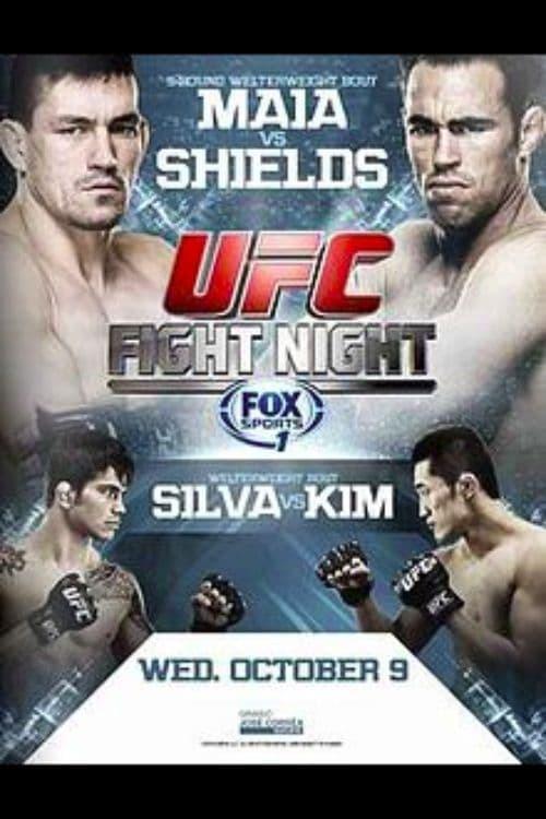 UFC Fight Night 29: Maia vs. Shields