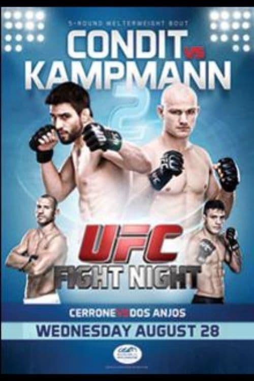 UFC Fight Night 27: Condit vs. Kampmann 2