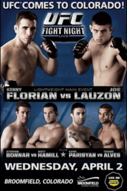 UFC Fight Night 13: Florian vs. Lauzon