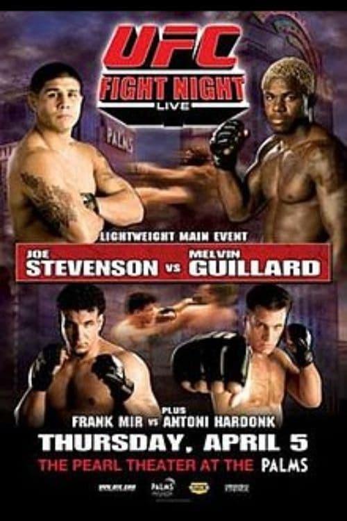 UFC Fight Night 9: Stevenson vs. Guillard