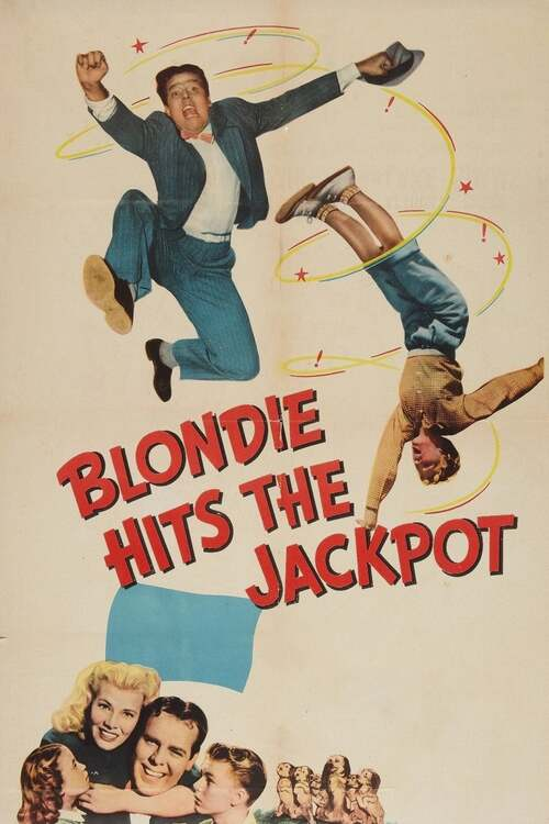 Blondie Hits the Jackpot