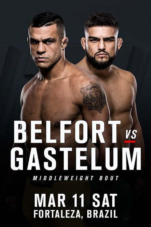 UFC Fight Night 106: Belfort vs. Gastelum