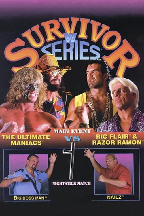 WWE Survivor Series 1992
