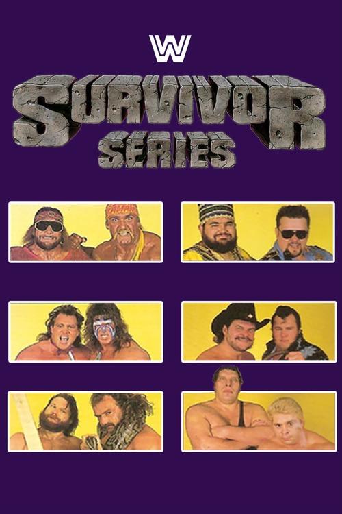 WWE Survivor Series 1988