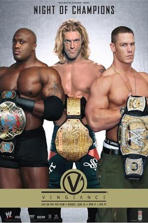 WWE Vengeance: Night of Champions 2007