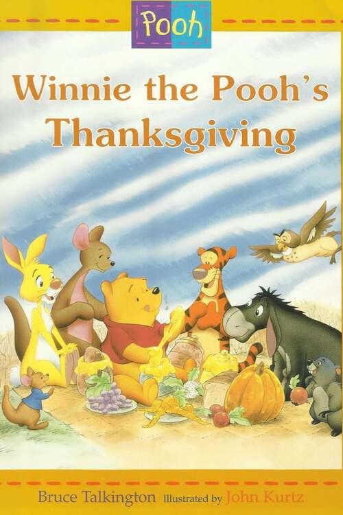A Winnie the Pooh Thanksgiving