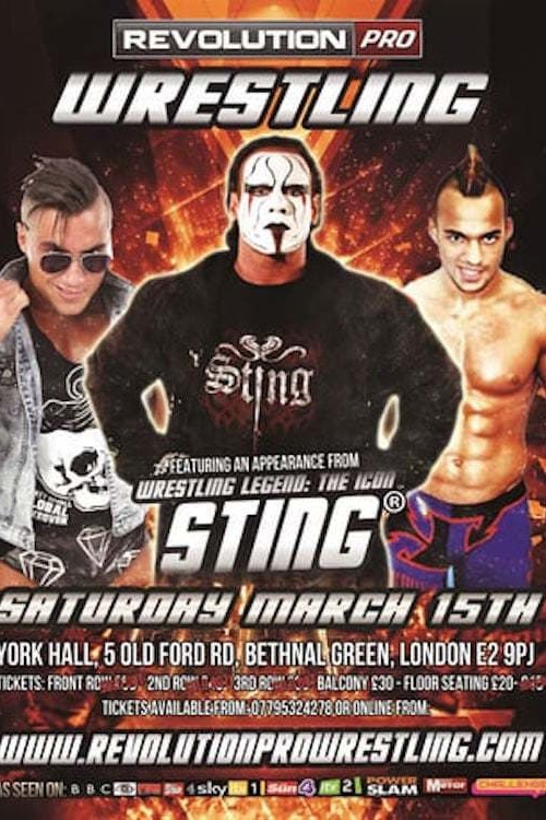 RPW: High Stakes 2014