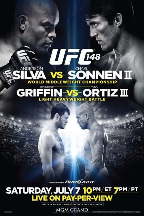 UFC 148: Silva vs. Sonnen II