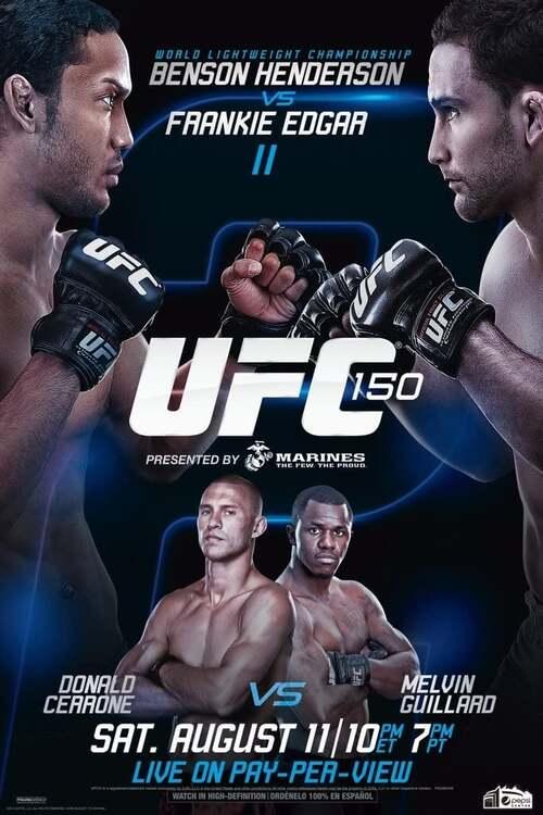 UFC 150: Henderson vs. Edgar II