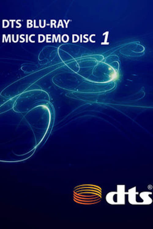 2013 Blu-Ray Music Disc 1